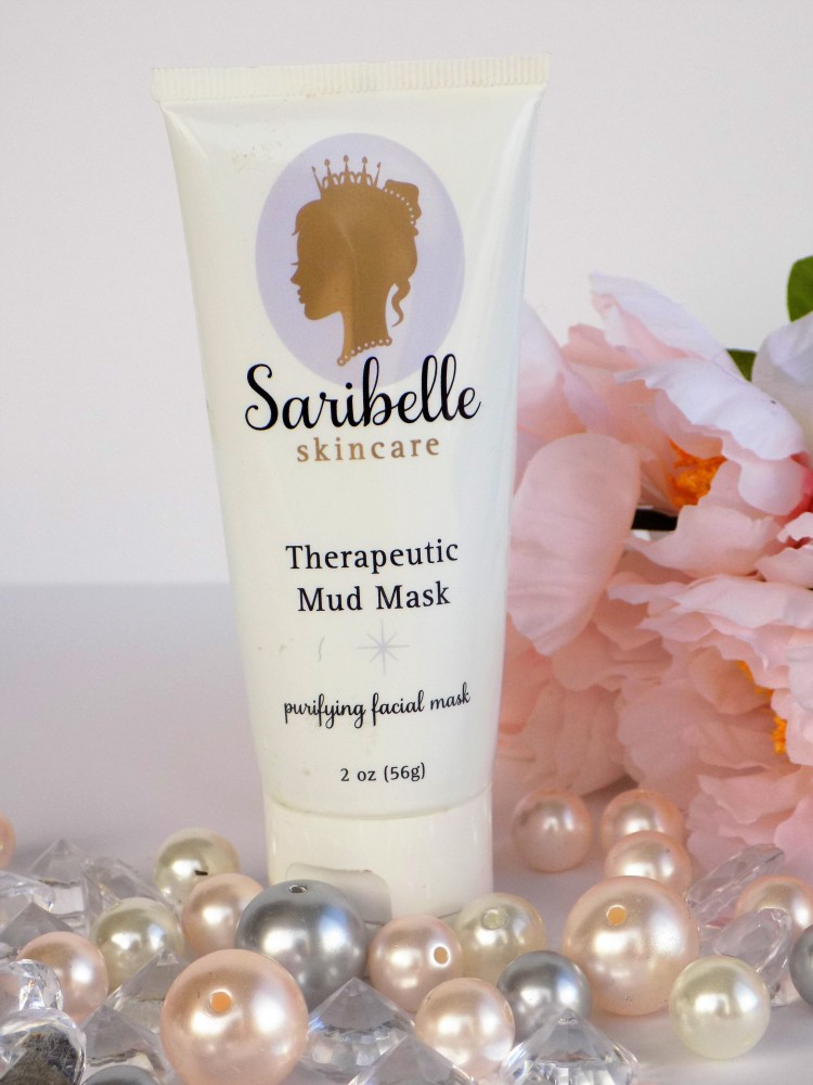 Saribelle Skincare Therapeutic Mud Mask