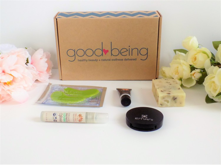 goodbeing subscription box review